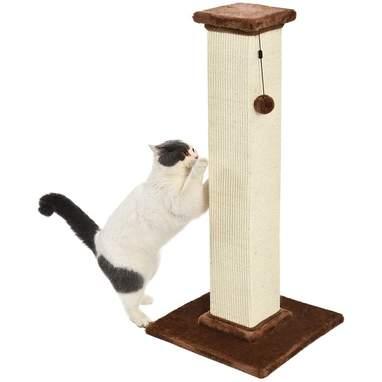 AmazonBasics Large Premium Tall Cat Scratching Post