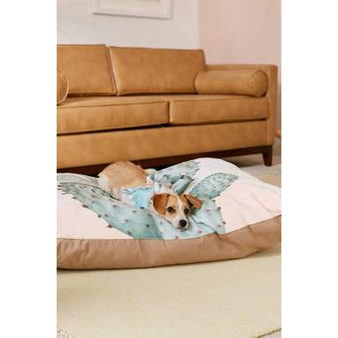 Iveta Abolina For Deny Copper Spike Pet Bed