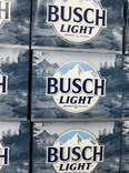 Busch Snow Day free beer
