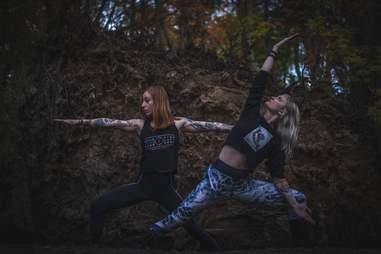 Minx + Muse yoga