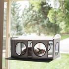 K&H Pet Products EZ Mount Penthouse Cat Window Perch