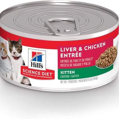 Hill's Science Diet Kitten Canned Cat