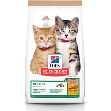 Hill's Science Diet Dry Kitten Food