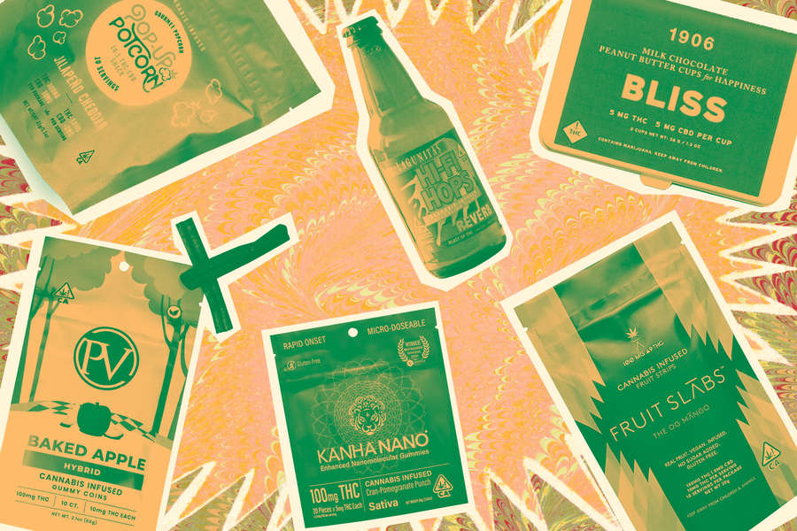 The Best Cannabis Edibles of 2020