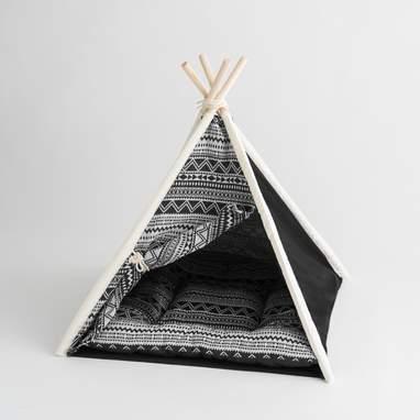 Schulman Triangular Pet Tent