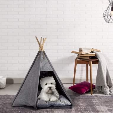 Gray Specialty Pet Tent