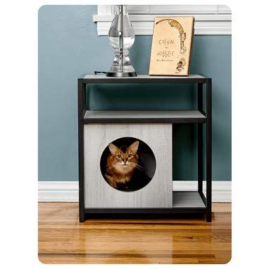 Cat Side Table