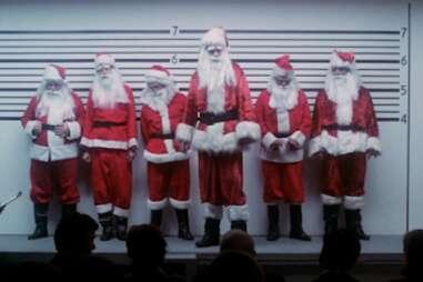 christmas evil, santa lineup