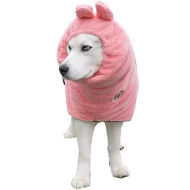 Derpychappy Premium Dog Bathrobe Towel