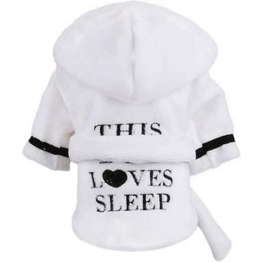 Stock Show Pet Pajama with Hood
