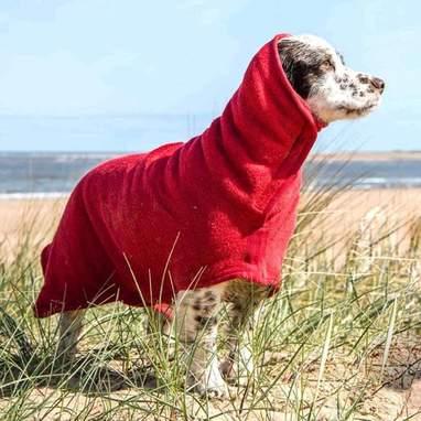 Gzddg Dog Bathrobe Towel