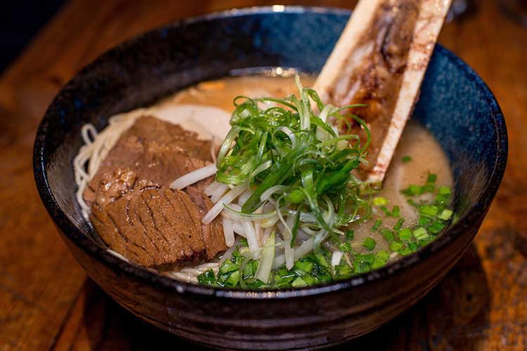 Shinka Ramen & Sake Bar