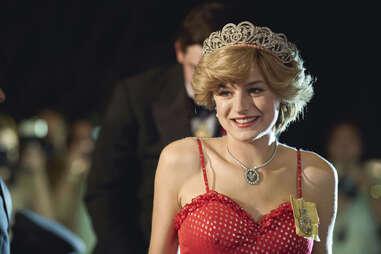 The Crown, princess diana