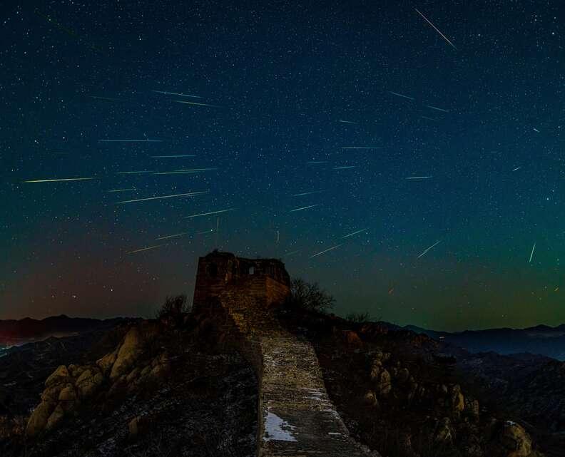next meteor shower near me