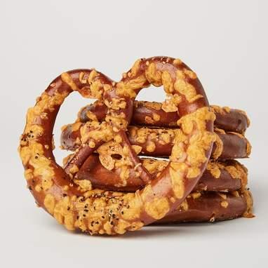 Truffle Cheddar Soft Pretzels from Sigmund's Pretzels - 12 Pack