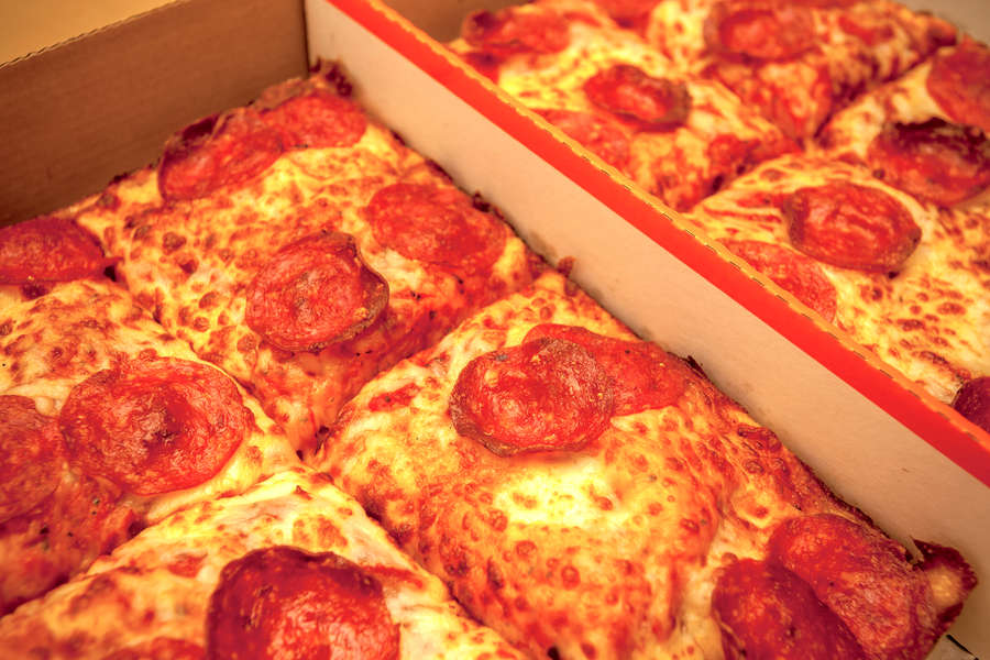 Little Caesars Is Giving Us $5 Off Delivery Orders Through Its App This Month
