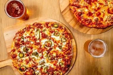 Bill's Original Tavern Pizza