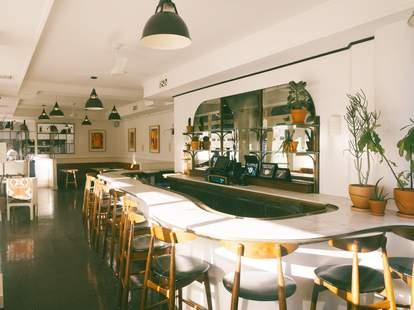 Xilonen restaurant interior