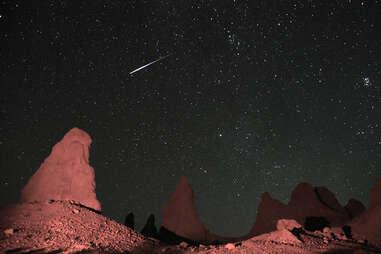 meteor showers 2021