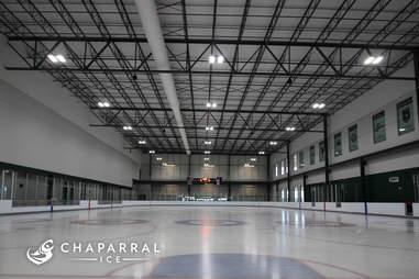 Chaparral Ice