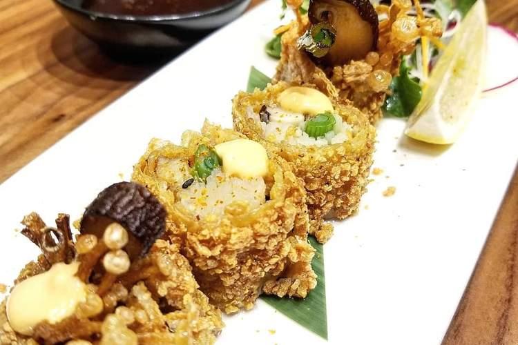 Chikyū Vegan Sushi Bar & Izakaya