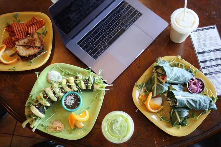 Go Vegan Cafe & Juice Bar