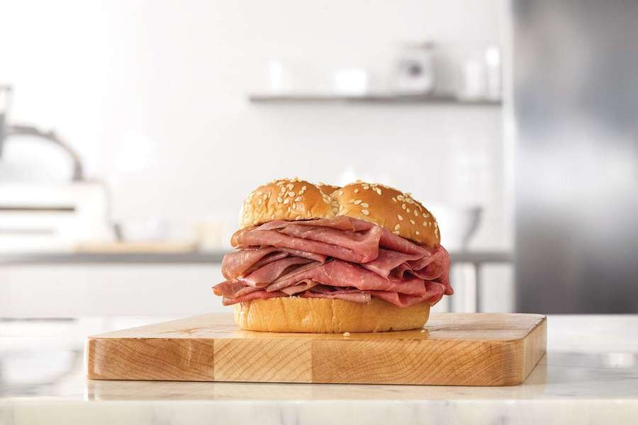 Arby's Roast Beef Sandwiches Are 5 for $10 Right Now
