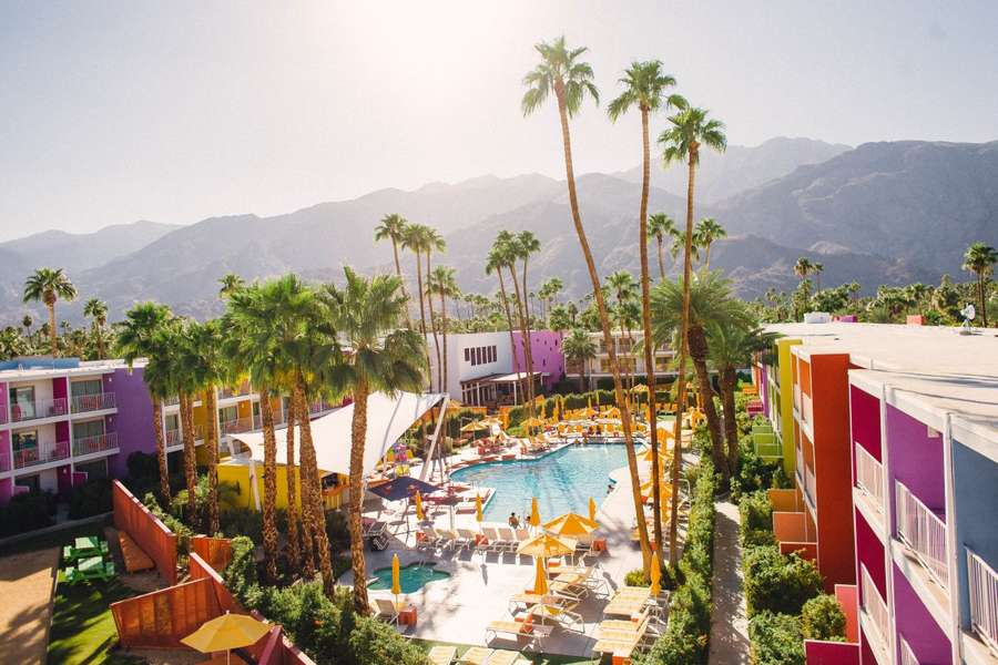 13 Reasons to Drive to Palm Springs