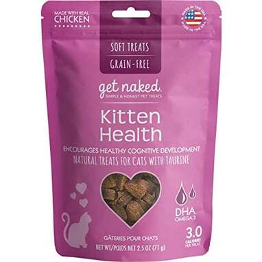 Get Naked Kitten Health Soft Treats