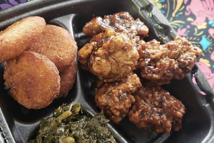 Sassy's Vegetarian Soul Food
