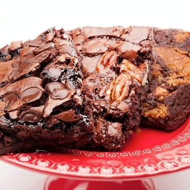Fat Molly's Choose Your Own Brownies - 1 Dozen