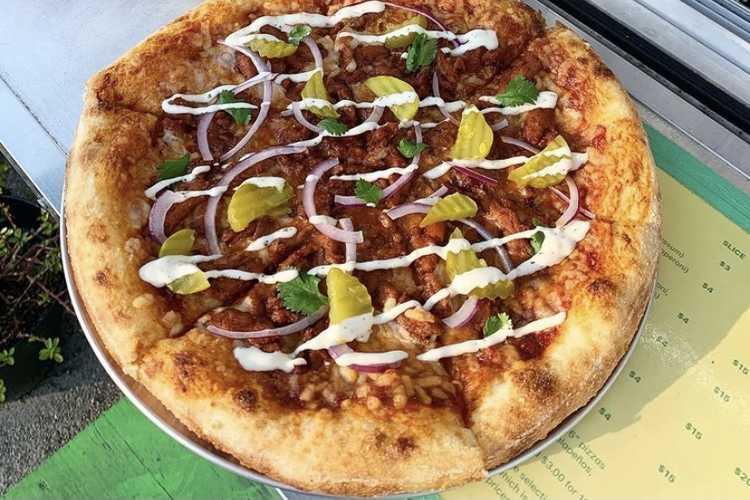 Possum Pizza Food Truck