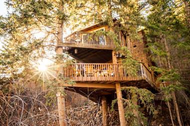 unique cabins