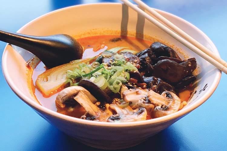 Gokoku Vegetarian Ramen
