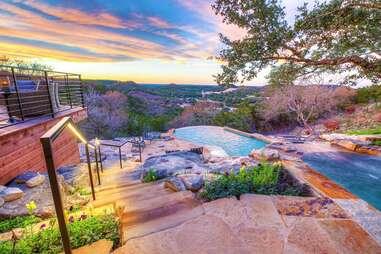 Luxury Hill Country Villa