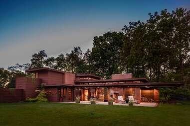 Frank Lloyd Wright's Schwartz House