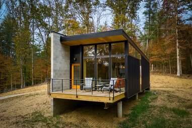 Modern Nashville Home in the Woods