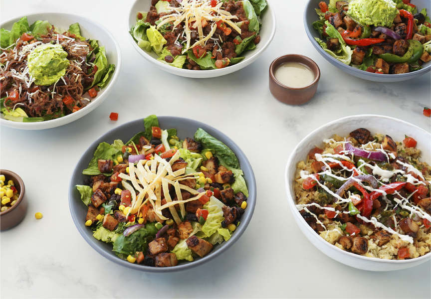 Buy One of Qdoba's New Health-Conscious Entrees and You'll Get Another for Free
