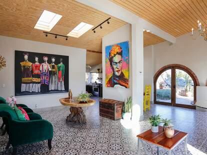 valle de guadalupe airbnb