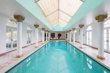 Palatial Estate with Views, Gardens & Indoor Pool
