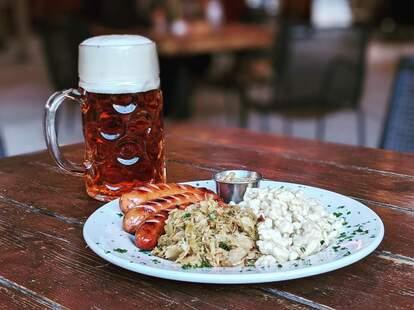 Kaiser Tiger meal