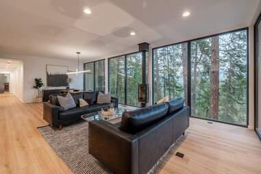 Modern Leavenworth Cabin