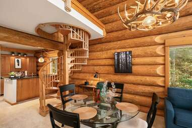 Holiday Chalet on The Slopes