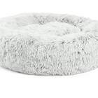 The Original Calming Shag Donut Cat & Dog Bed