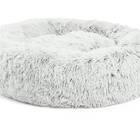 The Original Calming Shag Donut Cat & Dog Bed