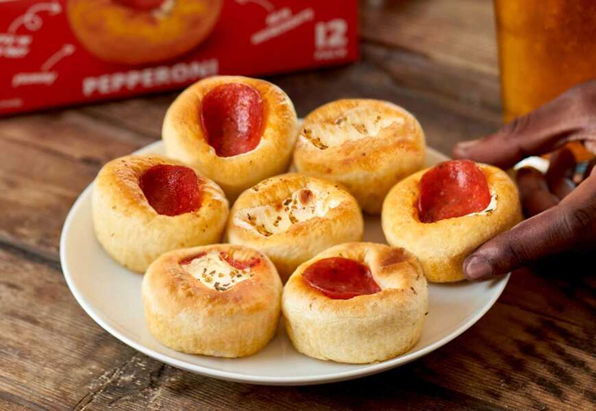 You Can Get These Pizza Cupcakes Shipped Right to Your Doorstep