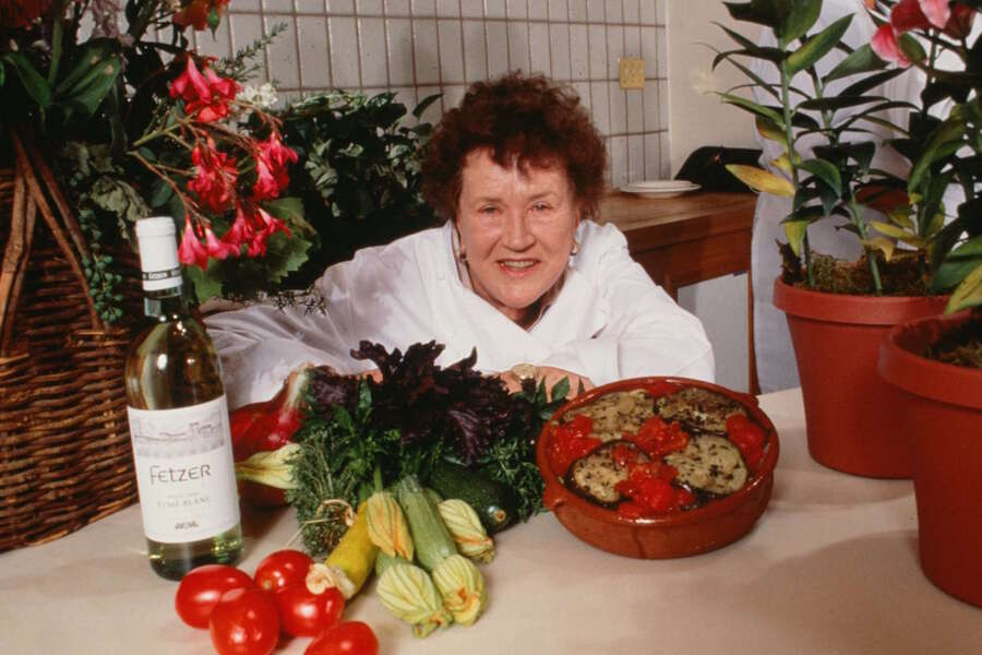 A New Series Inspired by Julia Child's Life Is Coming to HBO Max