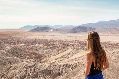 scenic desert overlook