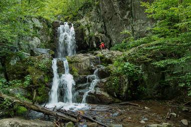 Doyles river falls, Shenandoah National Park