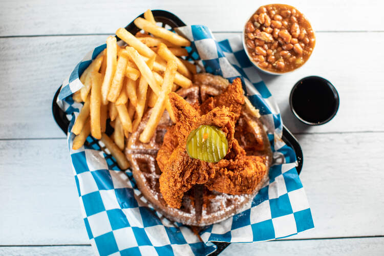 Palmer's Hot Chicken